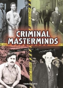 Criminal Masterminds, Hardback Book