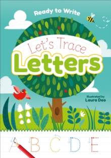 Ready to Write: Let's Trace Letters, Paperback / softback Book
