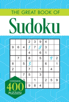 The Great Book of Sudoku, Paperback Book