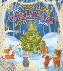The Very Merry Christmas Activity Book, Paperback Book