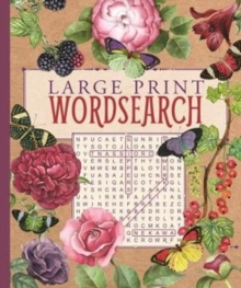 Large Print Wordsearch, Paperback Book