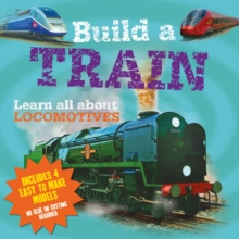 Build a Train, Board book Book