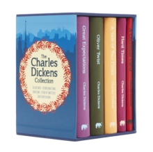The Charles Dickens Collection : Deluxe 5-Volume Slipcase Edition, Mixed media product Book
