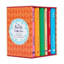 The Bronte Collection (Box Set), Mixed media product Book