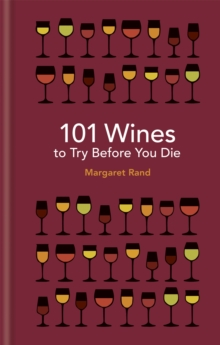 101 Wines to try before you die, Hardback Book