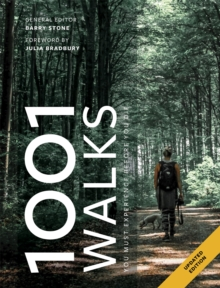 1001 Walks : You must experience before you die, Paperback / softback Book