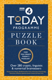 Today Programme Puzzle Book : The puzzle book of 2018, EPUB eBook