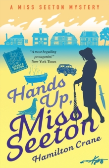 HANDS UP MISS SEETON, Paperback Book