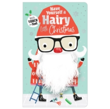Have Yourself a Hairy Little Christmas, Board book Book