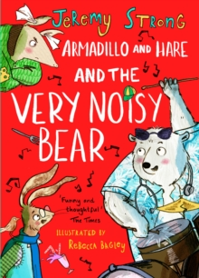 Armadillo and Hare and the Very Noisy Bear, EPUB eBook