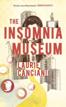 The Insomnia Museum, Hardback Book