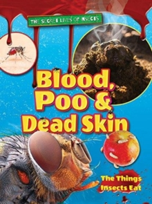 Blood, Poo and Dead Skin, Paperback Book