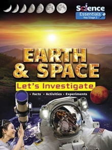 Earth and Space: Let's Investigate, Paperback / softback Book