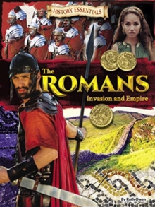 The Romans : Invasion and Empire, Paperback / softback Book