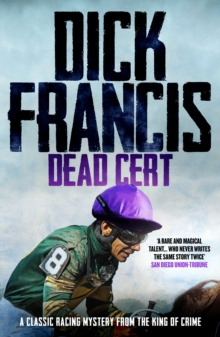 Dead Cert : A classic racing mystery from the king of crime, EPUB eBook
