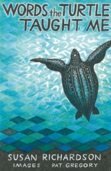 Words the Turtle Taught Me, Paperback Book