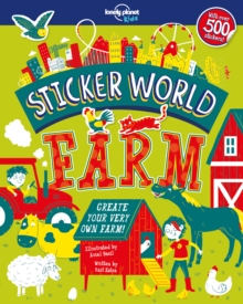 Sticker World - Farm, Paperback / softback Book