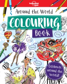 Around the World Colouring Book, Paperback / softback Book