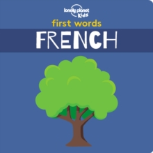 First Words - French, Board book Book