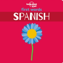 First Words - Spanish, Board book Book