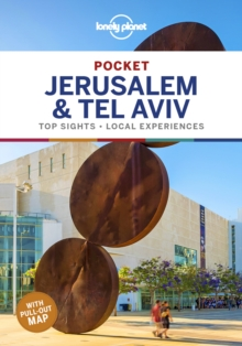 Lonely Planet Pocket Jerusalem & Tel Aviv, Paperback / softback Book
