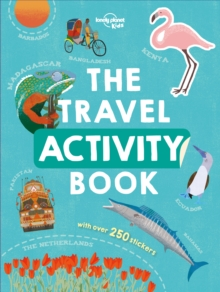 The Travel Activity Book, Paperback / softback Book