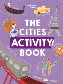 The Cities Activity Book, Paperback / softback Book