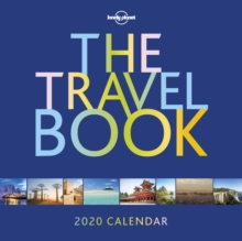 The Travel Book Calendar 2020, Calendar Book