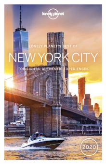 Lonely Planet Best of New York City 2020, EPUB eBook