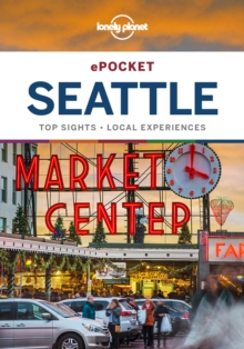 Lonely Planet Pocket Seattle, EPUB eBook