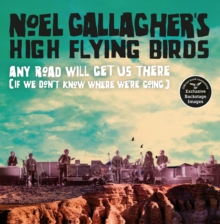 Any Road Will Get Us There (If We Don't Know Where We're Going), Hardback Book