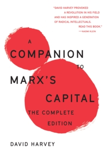 A Companion To Marx's Capital : The Complete Edition, EPUB eBook