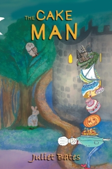 The Cake Man, Hardback Book