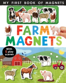 Farm Magnets, Novelty book Book