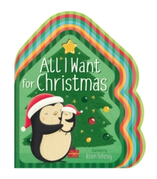 All I Want for Christmas, Novelty book Book