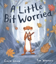 A Little Bit Worried, Hardback Book