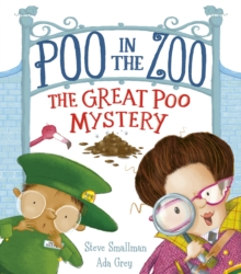 Poo in the Zoo: The Great Poo Mystery, Paperback / softback Book