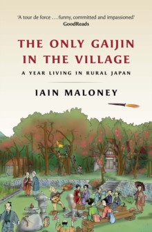 The Only Gaijin in the Village, EPUB eBook