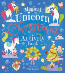 Magical Unicorn Christmas Activity Book, Paperback / softback Book