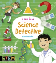 I Can Be a Science Detective, Paperback / softback Book