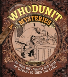 Whodunit Mysteries, Paperback / softback Book