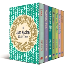The Jane Austen Collection : Six Book Boxset plus Journal, Mixed media product Book