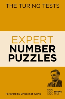 The Turing Tests Expert Number Puzzles, Paperback / softback Book