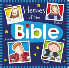 Heroes of The bible, Hardback Book