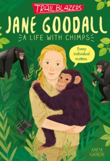 Trailblazers: Jane Goodall, Paperback / softback Book