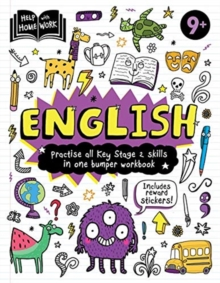 Help With Homework: 9+ English, Paperback / softback Book