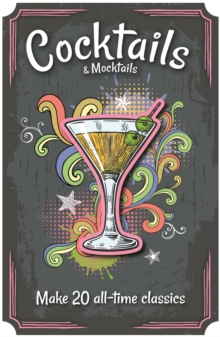 Cocktails, Board book Book