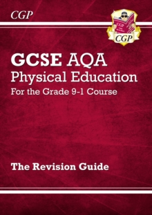 New GCSE Physical Education AQA Revision Guide - for the Grade 9-1 Course, Paperback / softback Book