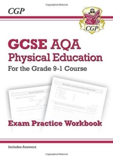 New GCSE Physical Education AQA Exam Practice Workbook - for the Grade 9-1 Course (incl Answers), Paperback / softback Book