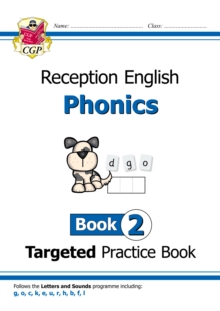 New English Targeted Practice Book: Phonics - Reception Book 2, Paperback / softback Book